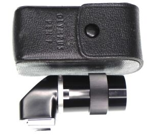 Olympus Pen-F Angle Finder  #1 ........... Minty w/Case