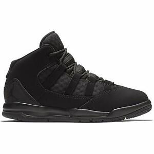 Nike Jordan Max Aura SE (PS) Triple Black AQ9216 001 Preschool Kids Sizes