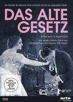 DAS ALTE GESETZ - DUPONT,EWALD ANDRE   DVD NEU