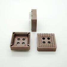 10pcs PLCC52 52 Pin 52Pin DIP IC Socket Adapter PLCC Converter