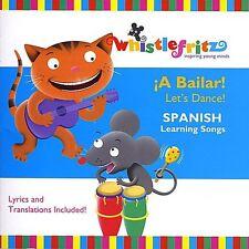 Whistlefritz - Bailar Let's Dance [New CD]