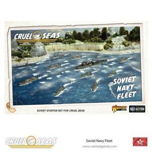 SOVIET NAVY FLEET - WARLORD GAMES - WORLD WAR 2 GAME