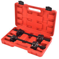 Coil Spring Removal/Installation Tool Set for Compressor Strut 2pcs Heavy Duty