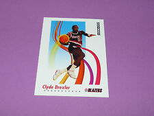 CLYDE DREXLER PORTLAND TRAIL BLAZERS 1991 NBA SKYBOX BASKETBALL CARD