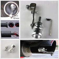 Turbo Sound Whistle Muffler Exhaust Pipe Tip Simulator Whistler For Honda Acura