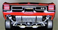 Chevy 1970 Chevelle SS 1 Chevrolet Built Hot Rod 24 Sport Car 25 454 V 8 Model