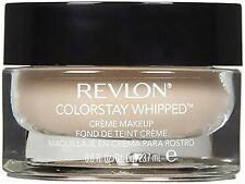 Revlon Colorstay Whipped Crème Makeup Foundation NATURAL BEIGE New.