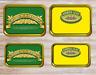 Golden Virginia Amber Leaf 2oz 1oz Metal Tobacco Stash Storage Pill Tin Gift