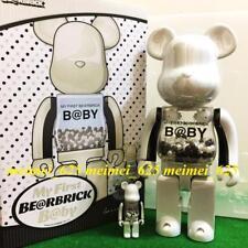Bearbrick Medicom 2018 My First Baby x Innersect White & Black ver. 100% & 400%