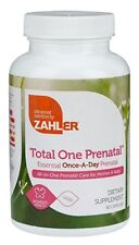 Womans Prenatal Multivitamin With Zinc 3 Months Supply ~ Zahler Woman Multi