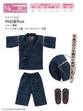 Azone Pureneemo PNXS Jinbei Set Dark Blue Blythe 1/6 Obitsu