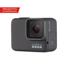 ActionCAM GoPro Hero7 Silver Ricondizionata per video in Full HD