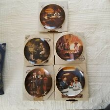 5+ Rockwell Rockwell Light Campaign Series Collectible Plates