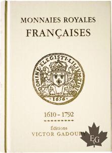 Livre de cotations: Monnaies Royales Françaises 2018