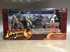 Indiana Jones Movie Deluxe Target Exclusive Action Figure 5- Pack Tank Showdown