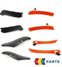 NEW MINI R52 S OEM 2004/07 - 2008 FRONT BUMPER OUTER PLASTIC TRIM FULL SET KIT
