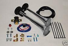 Pacbrake HP10073 Air Horn Kit Train Horns LOUD!