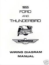 repair manuals literature for 1955 ford thunderbird for sale ebay rh ebay com