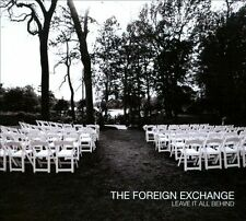 Leave It All Behind  [Digipak] by The Foreign Exchange  CD NEW SEALED FREE SHIP