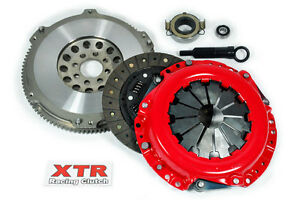 XTR STAGE 2 CLUTCH KIT+RACE FLYWHEEL for 00-05 TOYOTA CELICA GTS 1.8L 2ZZGE 6SPD