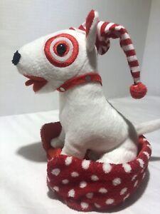 Target Bullseye Dog Plush Night Time 2017 Edition 1 Numbered 1851 Of 10000