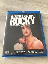 Rocky (Blu Ray, Original, No Copy) Like New Sylvester Stallone