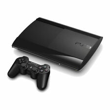 Sony Playstation 3 Super Slim 500 GB Mint Black Same Day Dispatch Fast & Free