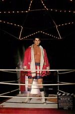 "Sylvester Stallone Rocky IV 4x6"" Postcard Movieland Wax Museum"