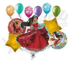 11 pc Disney Elena of Avalor Happy Birthday Balloon Bouquet Party Decoration