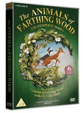 The Animals Of Farthing Wood --- The Complete Series --- 6-Disc DVD Set