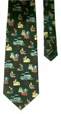 Utopia Men 100% Silk Neck Tie #1 DAD Fathers Day Gift Black Red Green Blue 56.5""