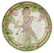 Heinrich collector plate Children of the World UNICEF - India - CP1143 - No 5