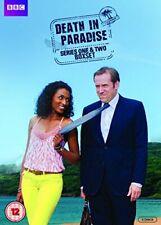 Death in Paradise - Series 1-2 [DVD][Region 2]