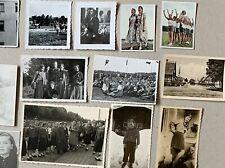 German Ww2 Photos 32x Bdm Mdeln Girls Uniforms Parades Interesting