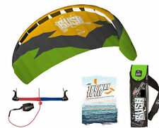 Hq Rush V 300 Pro Trainer Kite with Free Kiteboarding Dvd