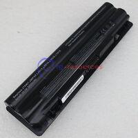 Laptop 5200mah Battery For DELL XPS 14 15 17 L401X L501X L502X L701X JWPHF