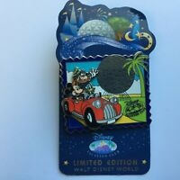 WDW - Disney Vacation Club 2008 Collection - Mickey at Epcot Disney Pin 61748