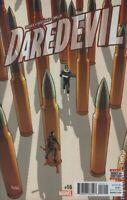DAREDEVIL 16 (2016 5th SERIES) Marvel Comics Bullseye