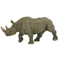 PAPO Wild Animal Kingdom Black Rhinoceros Figure