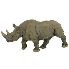 PAPO Wild Animal Kingdom Black Rhinoceros Figure