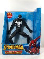 The Amazing Spider Man Black Costume New In Box