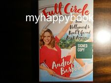 Signed Full Circle by Andrea Barber, autographed, new, Full House sitcom