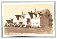 Vintage Early 1900's RPPC Postcard Dorchester House Ocean Lake UNPOSTED