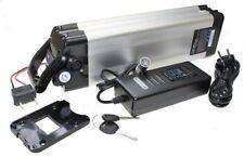 Akku 36V 10Ah LI Ersatzbatterie mit Ladegerät für E-Bike Pedelec Elektrofahrrad