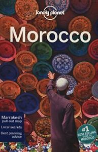 Lonely Planet Morocco (Travel Guide),Lonely Planet, Paul Clammer, James Bainbri