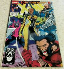 Uncanny X-Men 272, NM- (9.2), 50% off Guide!