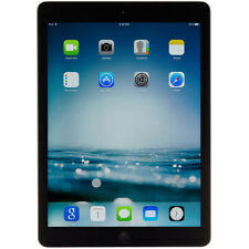 Apple iPad Air 9.7-Inch 32 GB Touchscreen Tablet in Black/Space Gray