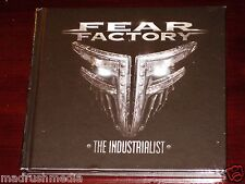 Fear Factory The Industrialist Special Edition CD 2012 Bonus Tracks Digibook NEW