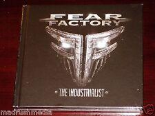 Fear Factory The Industrialist Édition Spéciale CD 2012 CHANSONS Extras DIGIBOOK