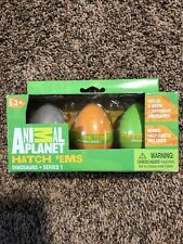 Animal Planet Super Grow Eggs Dinosaur Hatch and Grow
